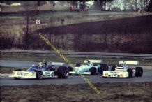 "MARCH 75A BRM P207 & Scott F2 Oulton Park Gold Cup 1978 10x7"" photo"